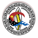 Surfing Association of Papua New Guinea logo