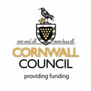 Cornwall Council funding logo