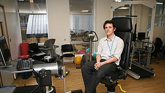 BSc Physiotherapy Student insight - Alex Pollard