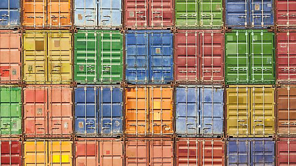 Containers c/o iStock_000019468264 MSc International Procurement and Supply Chain Management