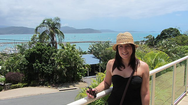 Helen in Australia