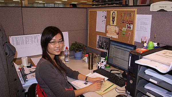 Yanshan Li - gradaute profile