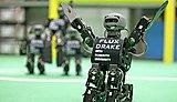 Range of robots