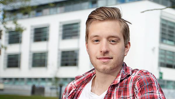 Plymouth Graduate School of Management - PhD student Daniel Shilcof