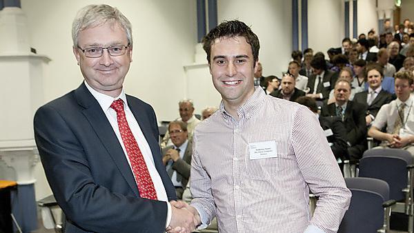 Dan Anderton - graduate profile, Invenias Limited
