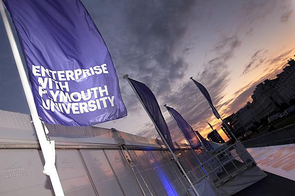 Enterprise with Plymouth University