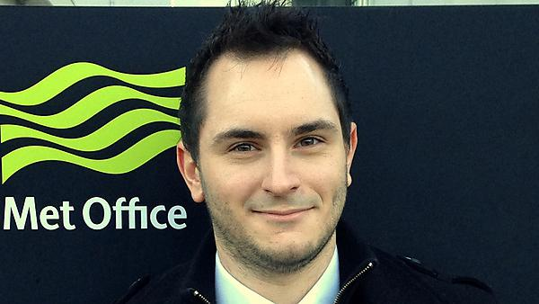 Shane Granville - graduate profile, Information System Security Officer, Met Office