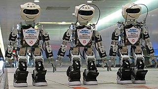 FIRA 2011 - humanoid robots