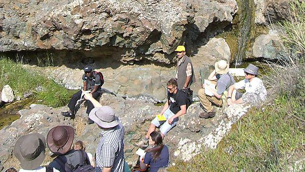 BSc (Hons) Physical Geology and Geology field work