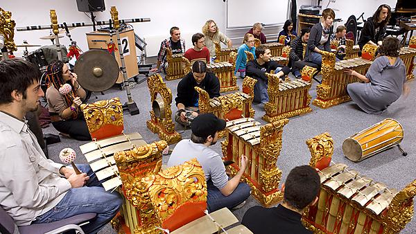 Plymouth University Gamelan Orchestra and Friends