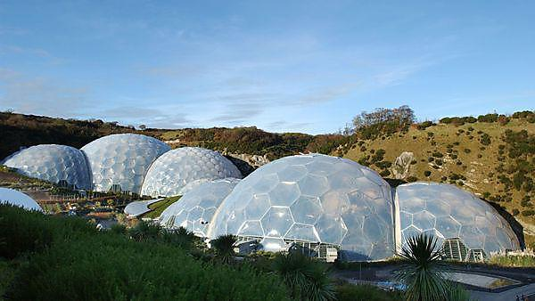 Faculty of Business  - Trip to Eden Project
