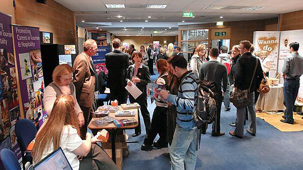 Tourism Hospitality and Event Management Careers Fair