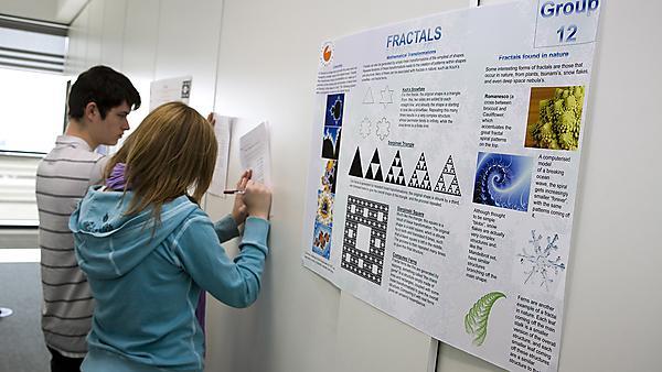 Mathematics poster competition