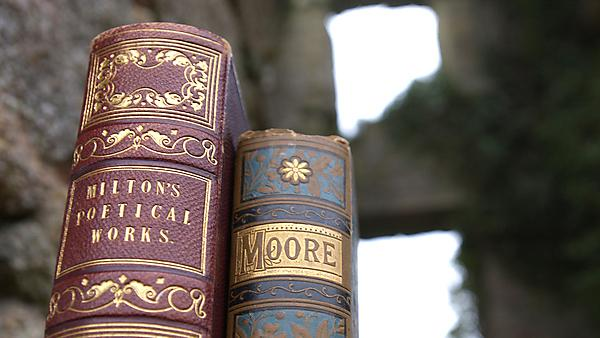 Rare editions from the University library