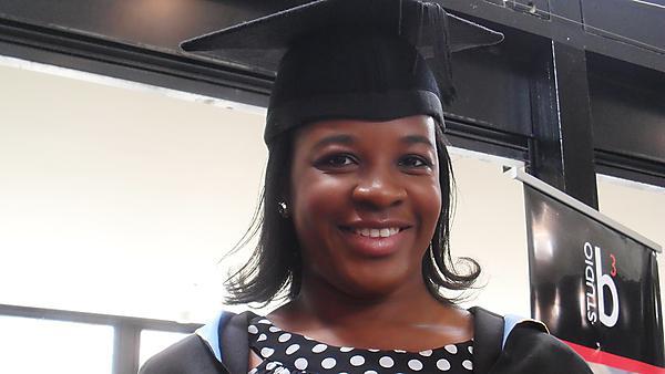 Milensu Shanyinde - graduate profile