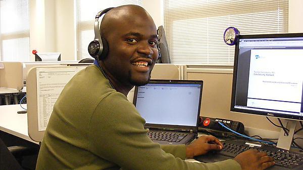 Opeyemi Ore - graduate profile