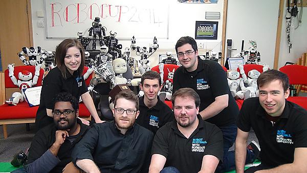 BSc (Hons) Robotics induction information