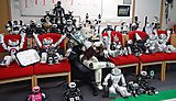All the humanoid robots