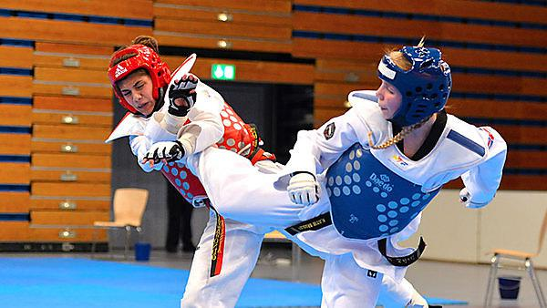 University Taekwondo star makes Great Britain team