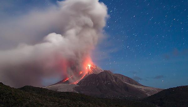 Natural hazards: volcanoes