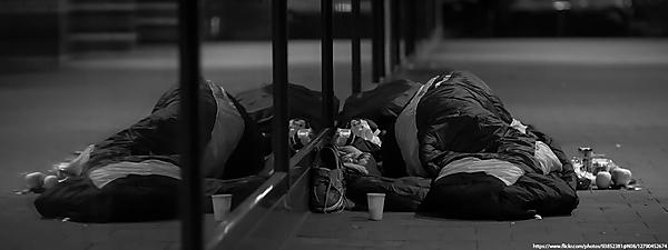 Researching homeless people as if they matter