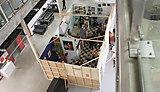 Chez Paulette Art Installation - Roland Levinsky Building