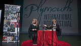 Helen Lederer with Judi Spiers discussing her first book 'Losing It'