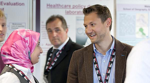 Boost your career prospects at postgraduate and professional open evening