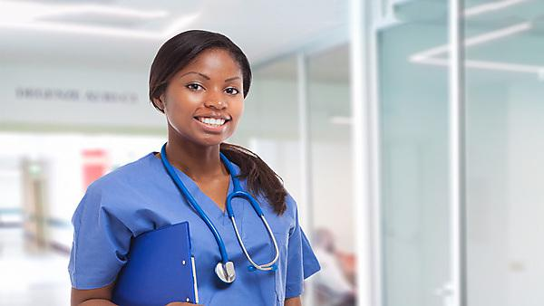 nurse. Courtesy of Shutterstock
