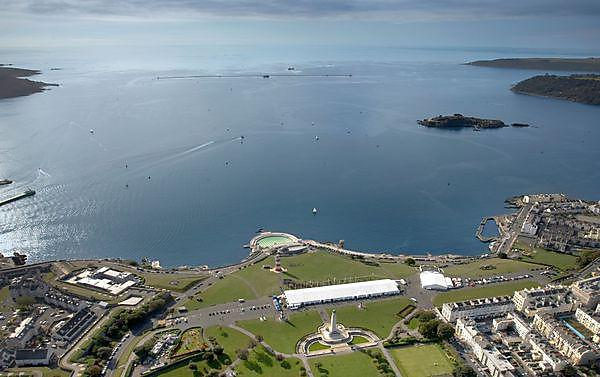 University of Plymouth Marine Institute asks 'How clean is Plymouth's Water?'