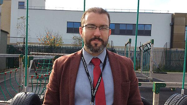 Andrew Pascoe - PGCE Primary (Early Years)