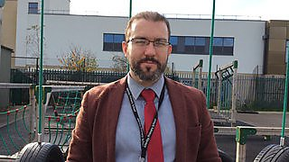 Teacher and UNICEF ambassador, Andrew Pascoe, tells us how highly a qualification from Plymouth University is regarded.