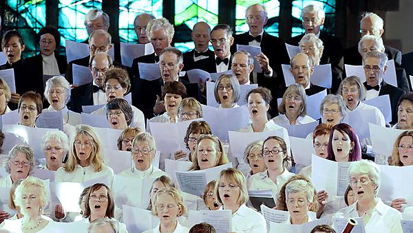 University of Plymouth Choral Society and Sinfonia Spring Choral Classics