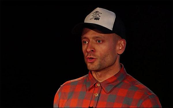 Hugo Tagholm, Director of Surfers Against Sewage talks at TEDx Totnes