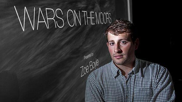 Alex Nichol - BA (Hons) Media Arts graduate