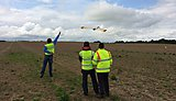 Air-based surveying