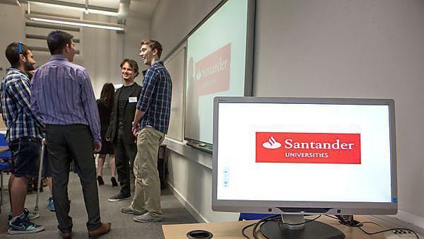 Big Ideas with Santander Universities