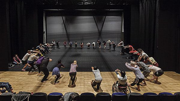 BA (Hons) Dance - career opportunities and professional development