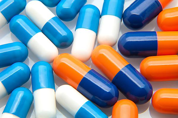 Medication/pills - Image courtesy of Shutterstock