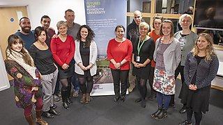 with the Futures Entrepreneurship Centre team