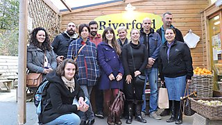 with the Riverford Group