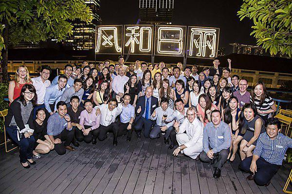 Singapore Alumni Event November 2015