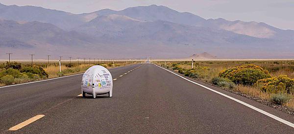 Handcycle Nevada