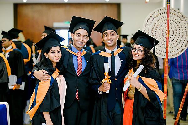 Around the world with University of Plymouth graduation