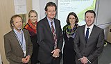 Professor Stephen Sterling, Dr Jane Grose, Dr David Pencheon, Professor Janet Richardson and Dr Tim Daley