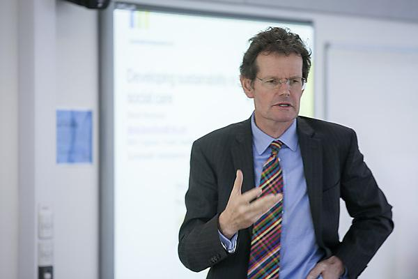 Collaborative workshop held by Director of NHS Sustainable Development Unit