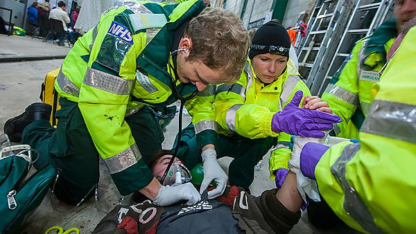 BSc (Hons) Paramedic Science Induction Information 2019 - stage 1