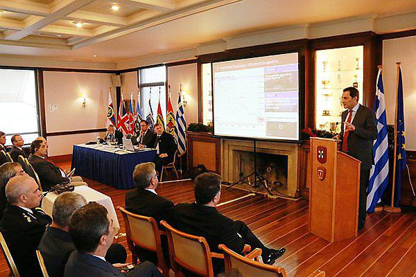 International conference on security in the Mediterranean