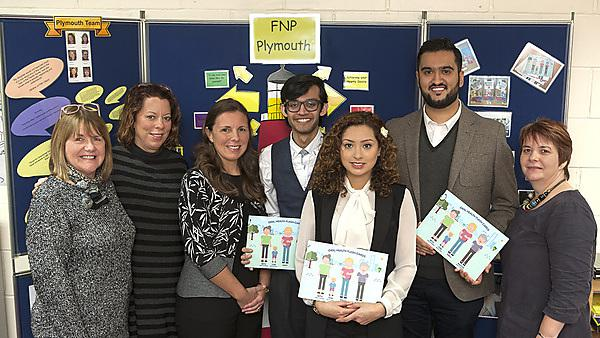 Dental student project adopted by Family Nurse Partnership nationwide