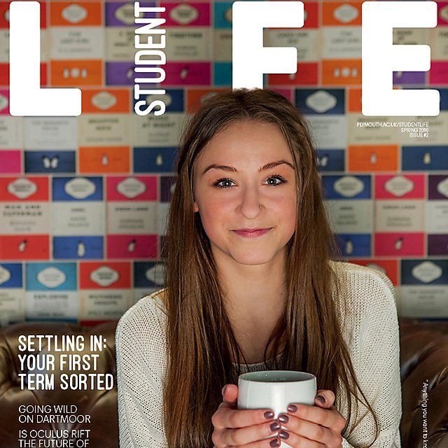 Student Life Magazine cover - Spring 2016